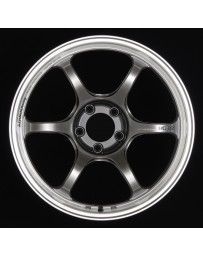 Advan Racing RG-D2 18x10.0 +35 5-114.3 Machining & Racing Hyper Black Wheel