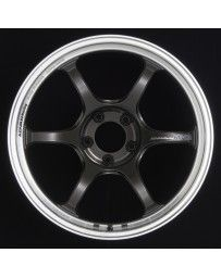 Advan Racing RG-D2 18x10.0 +35 5-114.3 Machining & Black Gunmetallic Wheel