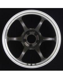 Advan Racing RG-D2 18x10.5 +24 5-114.3 Machining & Black Gunmetallic Wheel