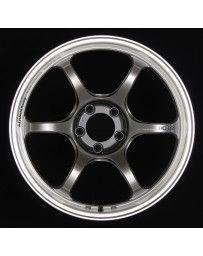 Advan Racing RG-D2 18x11.0 +15 5-114.3 Machining & Racing Hyper Black Wheel