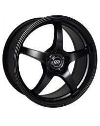 Enkei VR5 18x8 40mm Offset 5x114.3 Bolt Pattern 72.6 Bore Dia Matte Black Wheel