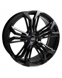 Enkei Vortex 5 Wheel 18x8 40mm Offset, 5x120mm Bore- Black