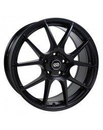 Enkei YS5 17x7.5 5x114.3 50mm Offset 72.6mm Matte Black Wheel