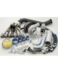 GReddy Turbo Upgrade Kit T88 SPL (34D-18 CHi Flow) Toyota Supra JZA80 1992-2002