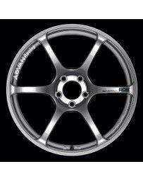 Advan Racing RGIII 18x10.5 +25 5-114.3 Racing Hyper Black Wheel