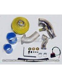 GReddy Aluminum Intake Pipe Set Nissan Skyline (R32) 1989-1994
