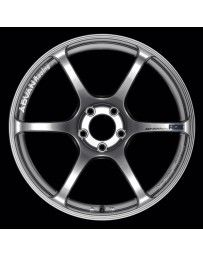 Advan Racing RGIII 17x9.0 +35 5-114.3 Racing Hyper Black Wheel