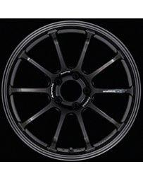 Advan Racing RS-DF Progressive 19x10.5 +30 5-114.3 Racing Titanium Black Wheel