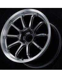 Advan Racing RS-DF 19x10.0 +35 5-114.3 Machining & Racing Hyper Silver Wheel