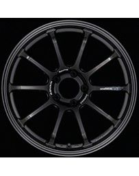 Advan Racing RS-DF Progressive 19x9.0 +53 5-120 Racing Titanium Black Wheel