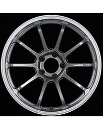 Advan Racing RS-DF Progressive 19x9.5 +23 5-120 Machining & Racing Hyper Black Wheel