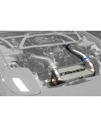 GReddy V-Mount I/C Radiator Standard Kit Mazda RX7 1993-1996