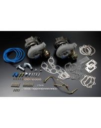 GReddy Turbo Upgrade Kit T5117Z Nissan Skyline GT-R