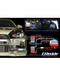 GReddy Circuit Spec SST Cooler Kit w/ MSS Mitsubishi Evolution X MR 2008-10