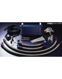 GReddy Oil Cooler Kit 13row w filter Nissan 240SX PS13 1991-1993