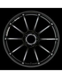 Advan Racing RSII 18x9.5 +42 5-100 Semi Gloss Black Wheel