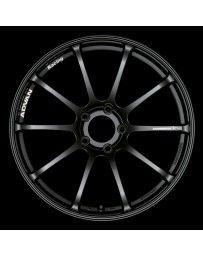 Advan Racing RSII 18x8.5 +35 5-100 Semi Gloss Black Wheel