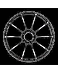 Advan Racing RSII 18x8.5 +35 5-100 Racing Hyper Black Wheel