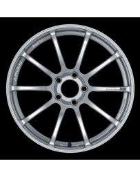 Advan Racing RSII 18x9.0 +63 5-114.3 Racing Hyper Silver Wheel