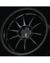 Advan Racing RZ-DF 18x10.5 +15 5-114.3 Matte Black Wheel
