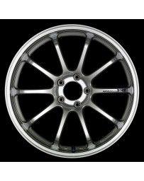 Advan Racing RZ-DF 19x10.0 +40 5-130 Hyper Silver Wheel