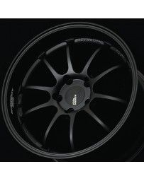 Advan Racing RZ-DF 18x9.5 +40 5-130 Matte Black Wheel