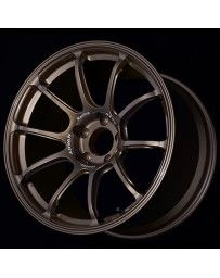 Advan Racing RZ-F2 18x9 +35 5-114.3 Racing Umber Bronze Wheel