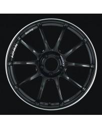 Advan Racing RZII 19x9.5 +50 5-114.3 Racing Gloss Black Wheel