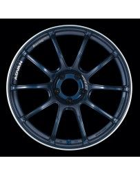Advan Racing RZII 18x9.5 +45 5-114.3 Racing Indigo Blue Wheel