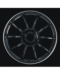 Advan Racing RZII 19x9.0 +45 5-114.3 Racing Gloss Black Wheel
