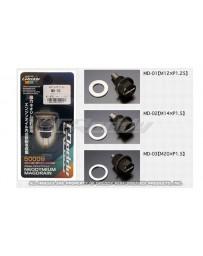 GReddy Neodymium Oil Pan Drain Plug MD-01 M12xP1.25 Toyota Nissan Daihatsu Universal
