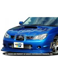 GReddy Gracer Front Lip Spoiler Subaru WRX STI 2006-2007