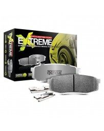 Toyota Supra GR A90 MK5 Power Stop Extreme Street Performance Carbon-Fiber Ceramic Rear Brake Pads