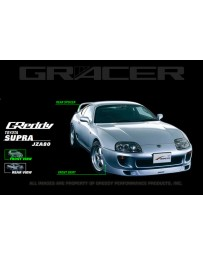 GReddy Gracer Front Lip Spoiler Toyota Supra 1993-1997
