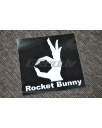 GReddy Rocket Bunny Hand Sign Sticker