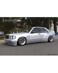 GReddy Pandem Mercedes 190E Rocket Bunny Full Wide-Body Aero Kit
