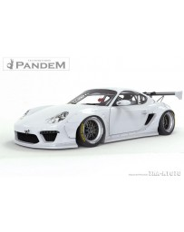 GReddy 05-08 Porsche Cayman (987.1) Rocket Bunny Full Wide-Body Aero Kit w/o Wing