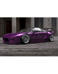 GReddy Full Rocket Bunny NSX Wide-Body Aero Kit Acura NSX 1990-05