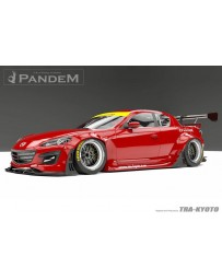 GReddy Pandem 09-12 Mazda RX-8 Complete Wide Body Aero Kit w/o GT Wing (Special Order)