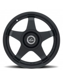 fifteen52 Chicane 18x8.5 5x100/5x114.3 45mm ET 73.1mm Center Bore Asphalt Black Wheel