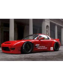 GReddy Rocket Bunny V2 Full Wide Body Kit Mazda RX-7 FD3S 1993-2002