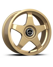 fifteen52 Chicane 17x7.5 4x100/4x108 42mm ET 73.1mm Center Bore Gloss Gold Wheel