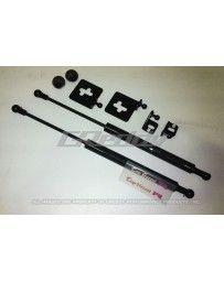 GReddy Top Secret 09+ Nissan GTR R35 Hood Damper Set