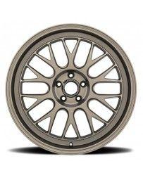 fifteen52 Holeshot RSR 19x9.5 5x120 45mm ET 64.1mm Center Bore Magnesium Grey Wheel