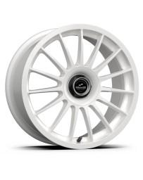 fifteen52 Podium 18x8.5 5x108/5x112 45mm ET 73.1mm Center Bore Rally White Wheel