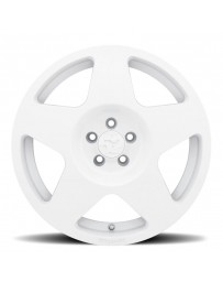 fifteen52 Tarmac 18x8.5 5x100 30mm ET 73.1mm Center Bore Rally White Wheel