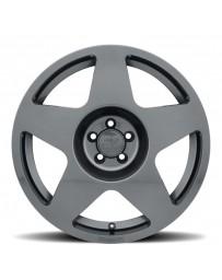 fifteen52 Tarmac 17x7.5 4x100 42mm ET 73.1mm Center Bore Silverstone Grey Wheel