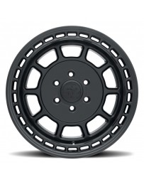 fifteen52 Traverse HD 17x8.5 6x139.7 0mm ET 106.2mm Center Bore Asphalt Black Wheel