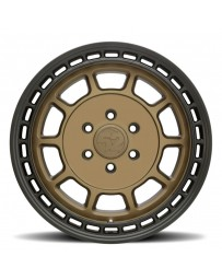 fifteen52 Traverse HD 17x8.5 6x139.7 0mm ET 106.2mm Center Bore Block Bronze Wheel