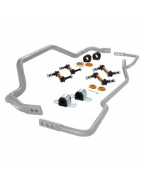 350z Whiteline Sway Bar Stabilizer Kit with Adjustable Endlinks